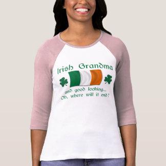 Good Looking Irish Grandma T-Shirt
