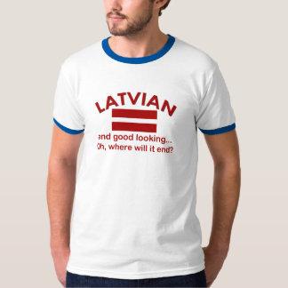 Good Looking Latvian T-Shirt