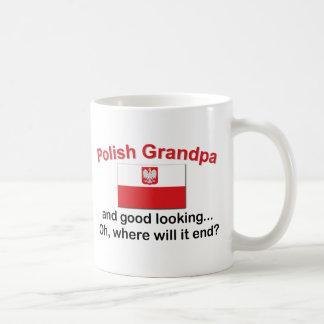 Good Looking Polish Grandpa Coffee Mug