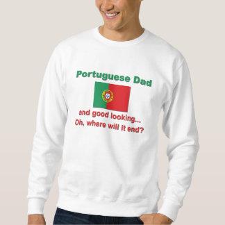 Good Looking Portuguese Dad Sweatshirt