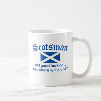 Good Looking Scotsman Coffee Mug
