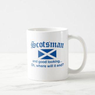 Good Looking Scotsman Coffee Mug
