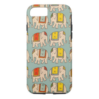 Good luck circus elephants cute elephant pattern iPhone 8/7 case
