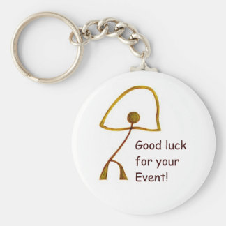 Good Luck for Special Event Keychain