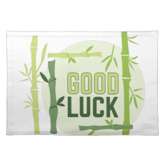 Good Luck Placemats