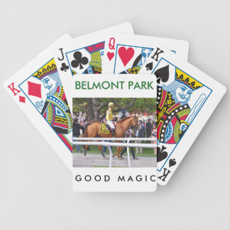 Good Magic Breeder's Cup Champion Bicycle Playing Cards