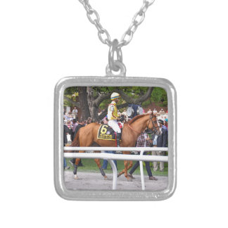 Good Magic - Breeder's Cup Champion Silver Plated Necklace