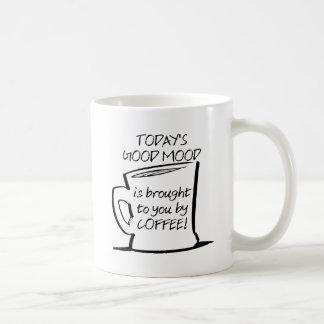 Good Mood Coffee Funny Mug