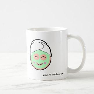 Good Morning, Beautiful! Super Cute Kawaii Spa Mug