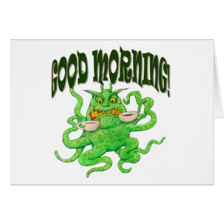 Good Morning! Card