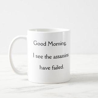 Good Morning Co-Worker Coffee Mug