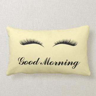 Good Morning/Good Night Pillow