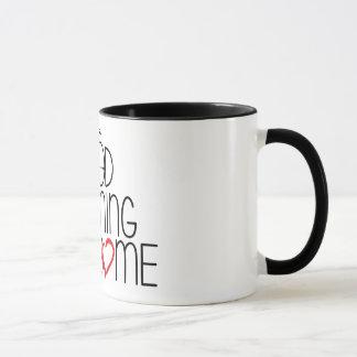 Good Morning Handsome - Coffee Mug