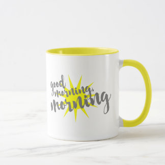 Good Morning, Morning Mug
