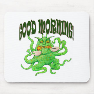 Good Morning! Mouse Pad