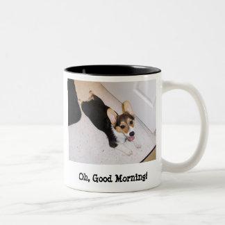 Good Morning! Mug