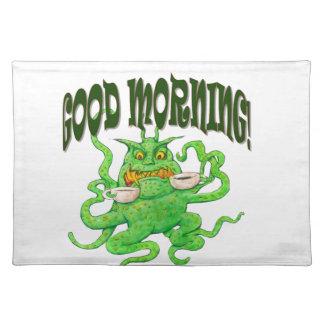 Good Morning! Placemat