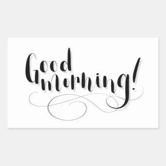 Good Morning Print