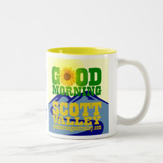 Good Morning Scott Valley mug