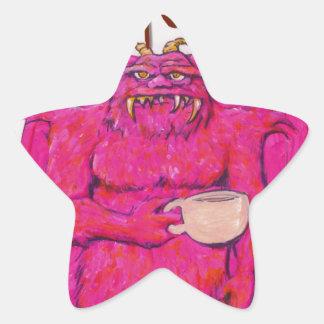 Good Morning! Star Sticker