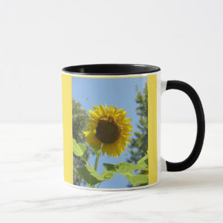 Good Morning Sunflower Mug