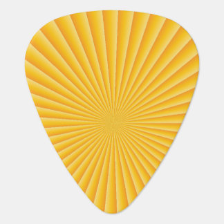 Good Morning Sunset Guitar Pick