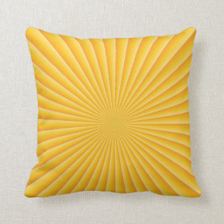 Good Morning Sunset Throw Pillow