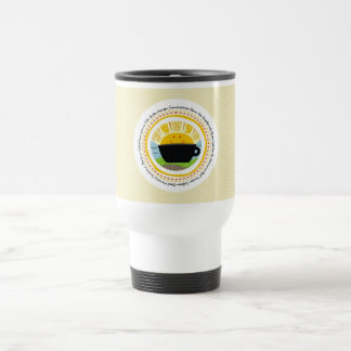 GOOD MORNING SUNSHINE Multilingual Travel Mug
