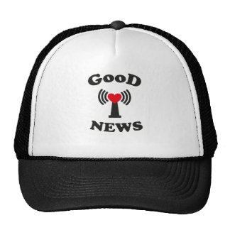 Good News Easter Trucker Hat