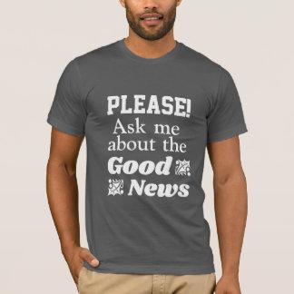 Good News - Redeemed by Love T-Shirt
