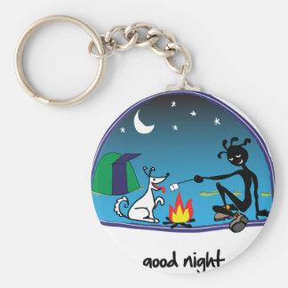 """Good Night!"" Keychain"