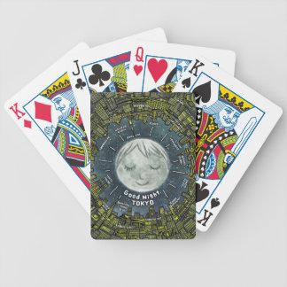 Good Night TOKYO Poker Deck