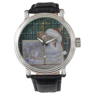 Good night wristwatch