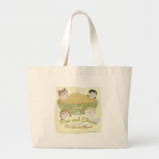 Good Ole Mac and Cheese Tote Bags