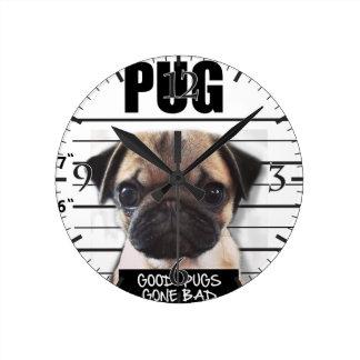 good pugs gone bad round clock