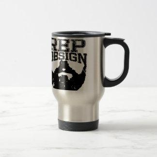 Good Rep Beard Travel Mug