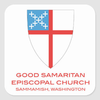 Good Sam Episcopal Church Sammamish Stickers