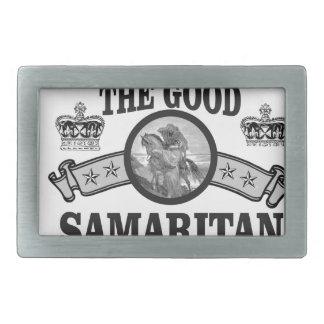 good sam logo belt buckle
