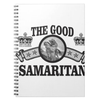 good sam logo notebook