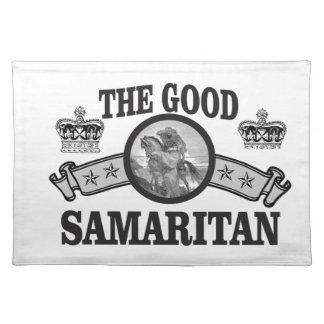 good sam logo placemat