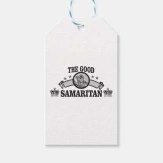 good Samaritan art bible Gift Tags