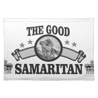good Samaritan art bible Placemat