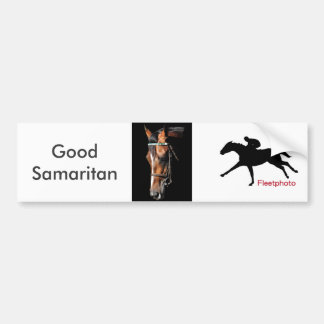 Good Samaritan Bumper Sticker