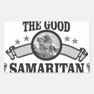 good samaritan christian sticker