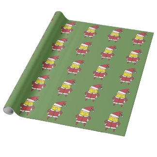 Good Santa Wrapping Paper