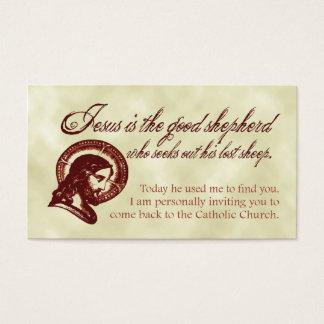 Good Shepherd Card