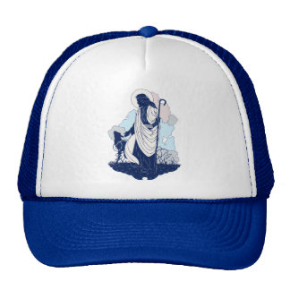 Good Shepherd Hat (color version)