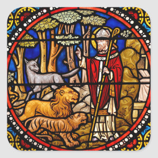 Good shepherd stickers