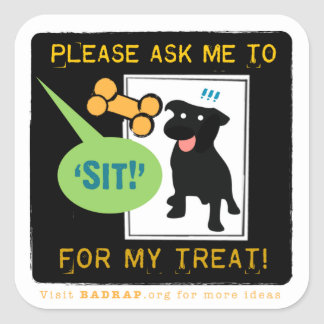 Good Sit! Reward Stickers