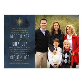 Good Tidings of Great Joy Card